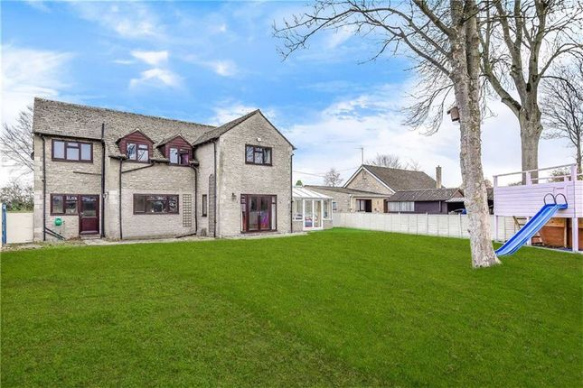 Thumbnail Detached house for sale in Whelford Road, Whelford, Gloucestershire