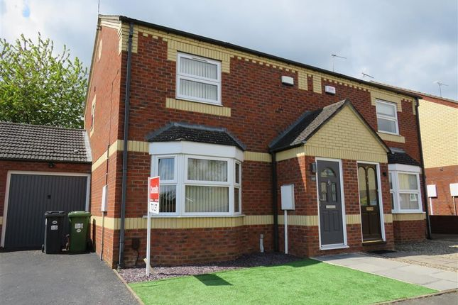 Thumbnail Property to rent in Anderson Drive, Whitnash, Leamington Spa