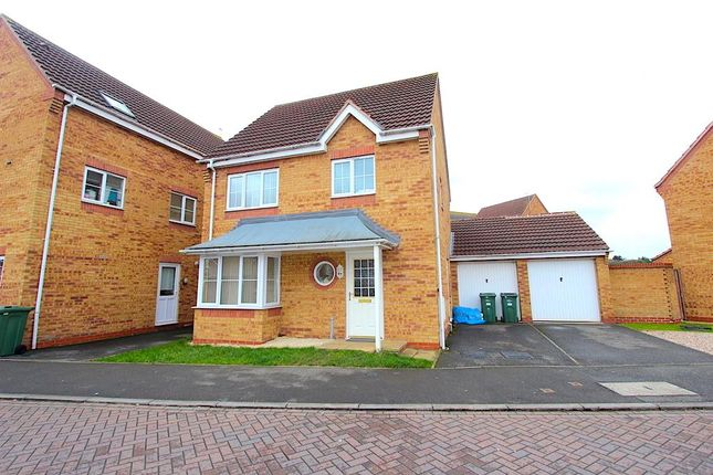 Thumbnail Detached house for sale in Goodheart Way, Thorpe Astley, Braunstone, Leicester