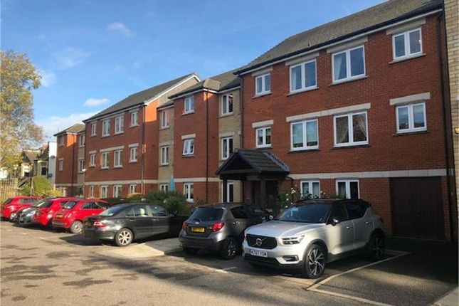 Thumbnail Property for sale in Argent Court, Leicester Road, New Barnet