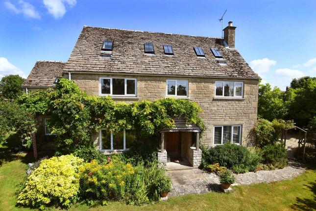 Thumbnail Detached house for sale in Back Street, Ashton Keynes, Swindon