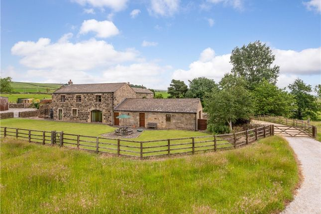 Thumbnail Barn conversion for sale in Moorside Lane, Askwith, Otley