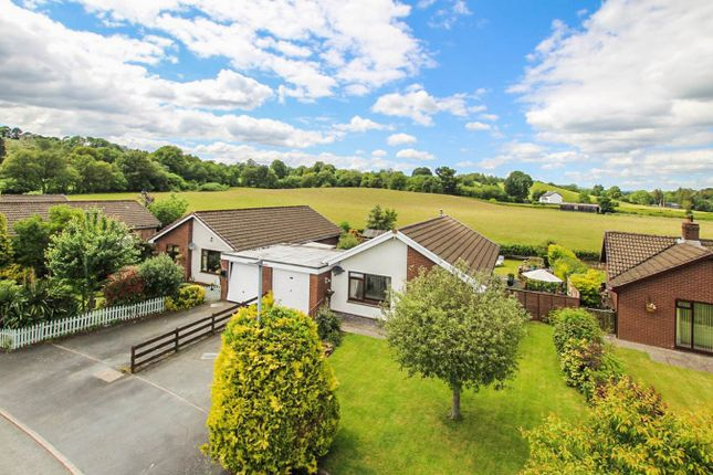 Thumbnail Bungalow for sale in Parc Yr Irfon, Builth Wells
