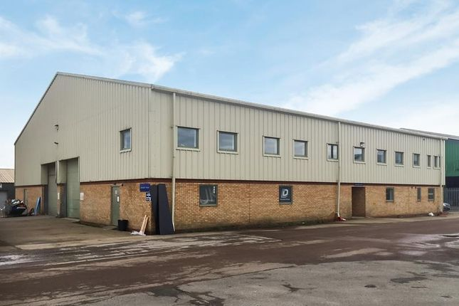 Thumbnail Light industrial to let in Lancaster House, 8 Warboys Airfield Industrial, Warboys, Cambridgeshire