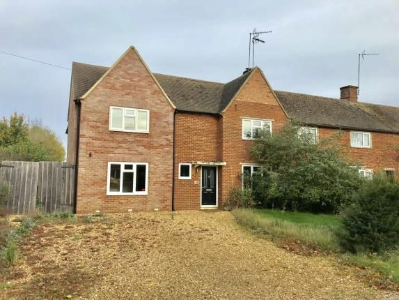 Thumbnail Semi-detached house for sale in The Bourne, Hook Norton, Banbury, Oxfordshire