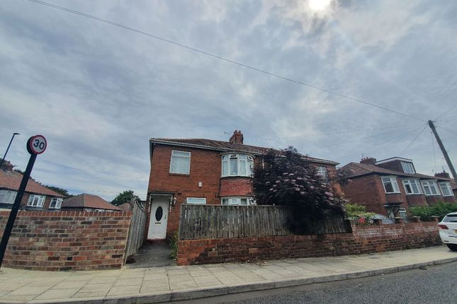 Thumbnail Flat to rent in Greywood Avenue, Fenham, Newcastle Upon Tyne