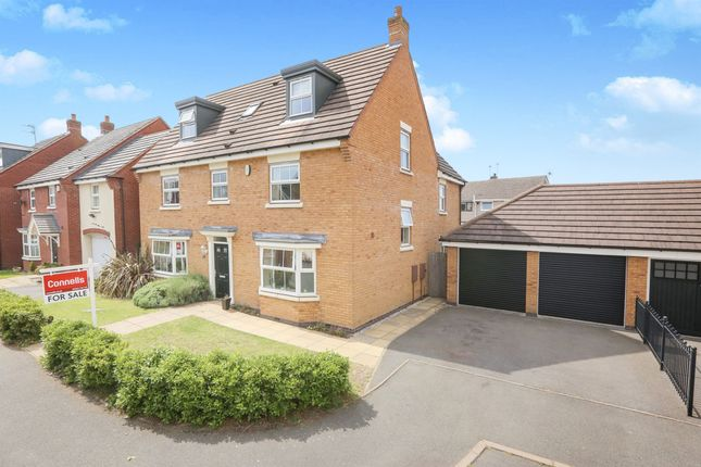Thumbnail Detached house for sale in Hough Way, Strawberry Fields Essington, Wolverhampton