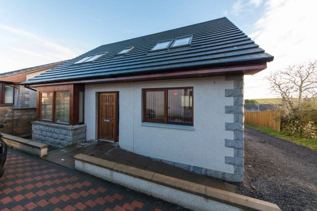 Thumbnail Detached house for sale in High Street, New Pitsligo, Fraserburgh, Aberdeenshire