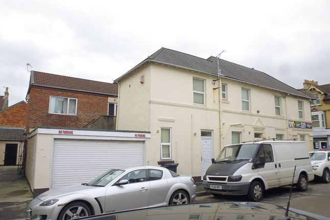 Thumbnail Flat to rent in Baker Street, Weston-Super-Mare