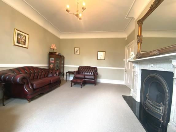 Living Room of West Park, Yeovil BA20