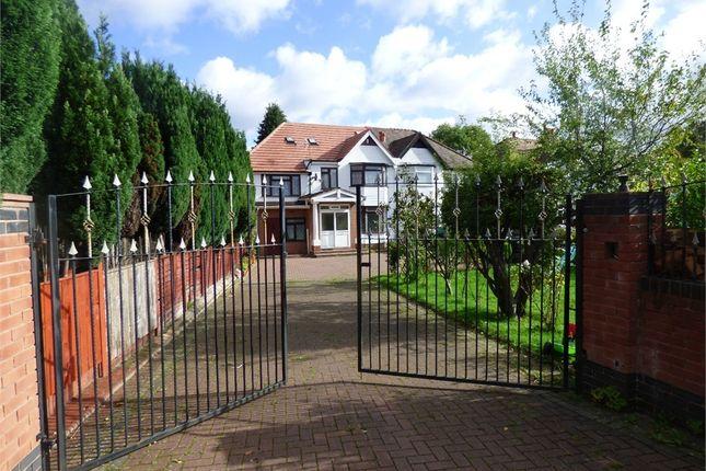 Thumbnail Semi-detached house for sale in Springfield Road, Kings Heath, Birmingham, West Midlands
