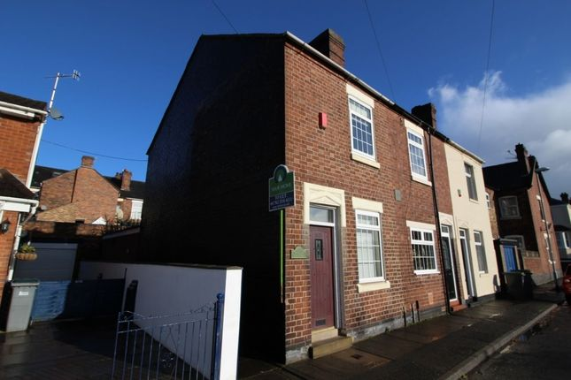 Thumbnail Terraced house to rent in Leveson Street, Longton, Stoke-On-Trent