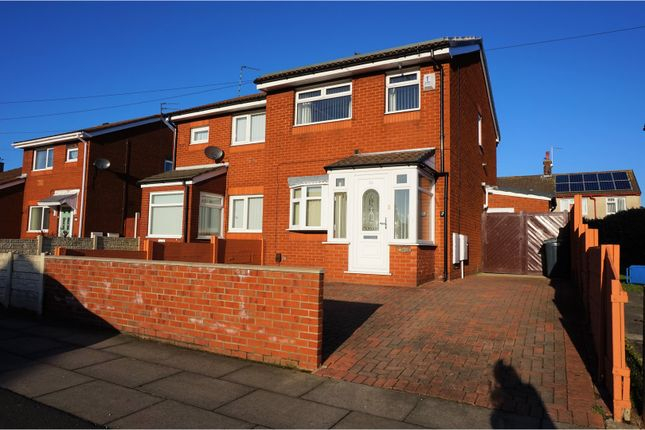 Thumbnail Semi-detached house for sale in Whitefield Dr, Kirkby