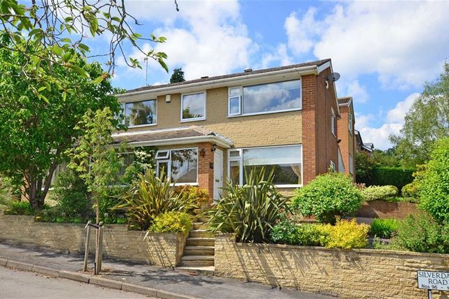 Thumbnail Detached house for sale in Silverdale Road, Sheffield, Yorkshire