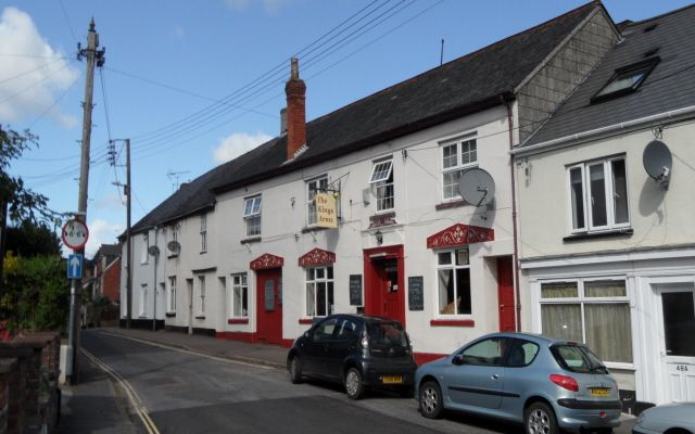 Pub/bar for sale in Park Street, Crediton