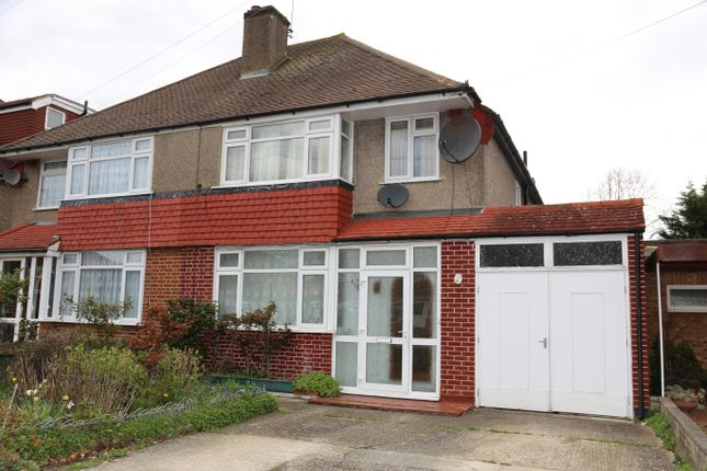 Thumbnail Semi-detached house for sale in Sheephouse Way, New Malden