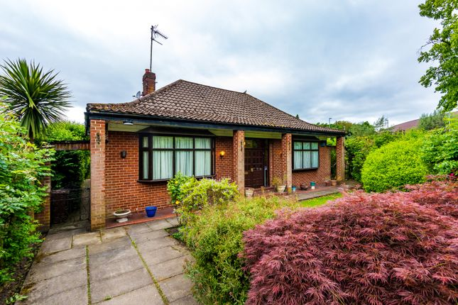 3 bed detached bungalow for sale in Bury Old Road, Prestwich, Manchester M25
