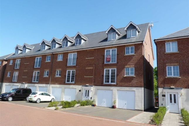 Thumbnail Flat for sale in 40, Afon Way, Lower Canal Road, Newtown, Powys
