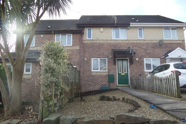Thumbnail Terraced house to rent in Llys Cilsaig, Dafen, Llanelli