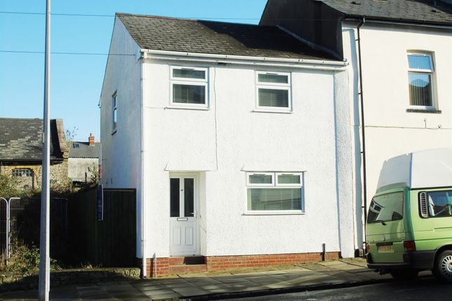 Thumbnail End terrace house for sale in Arcot Street, Penarth