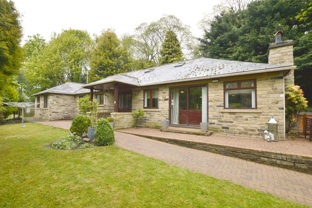 Thumbnail Bungalow for sale in Beck Bottom, Calverley, Pudsey, West Yorkshire
