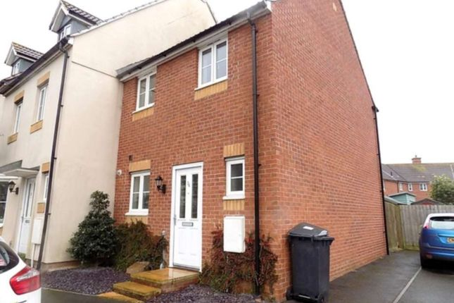 Thumbnail Detached house to rent in Coker Way, Chard