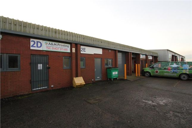 Thumbnail Light industrial to let in Various Units At Sandtoft Industrial Estate, Sandtoft Road, Doncaster, Lincolnshire