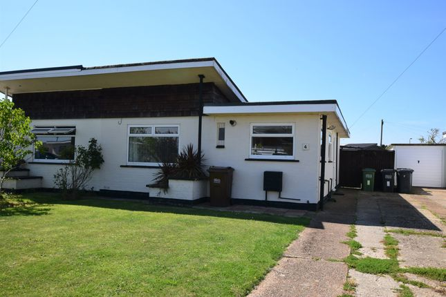 2 bed bungalow for sale in Sunset Close, Pevensey Bay