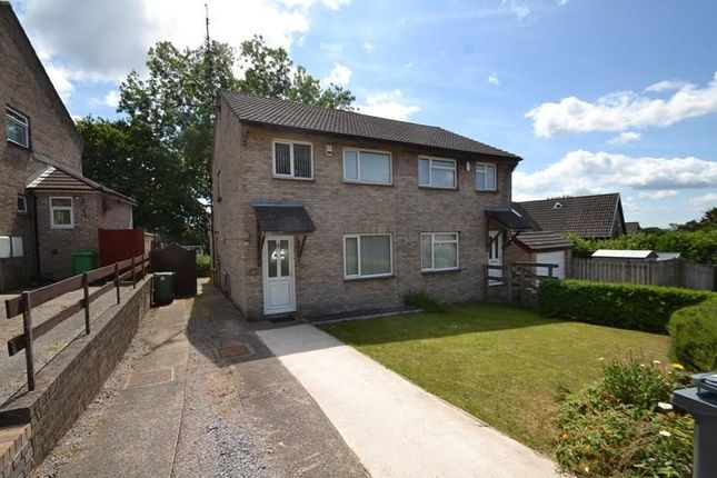 3 bed semi-detached house to rent in Guenever Close, Thornhill, Cardiff CF14