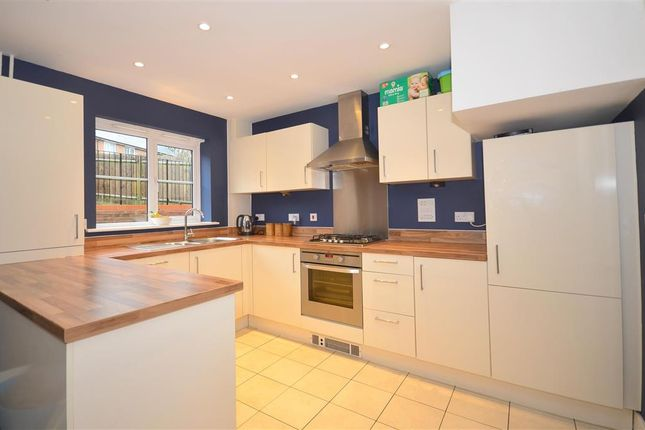 Thumbnail Semi-detached house for sale in Stumblewood Close, Uckfield, East Sussex