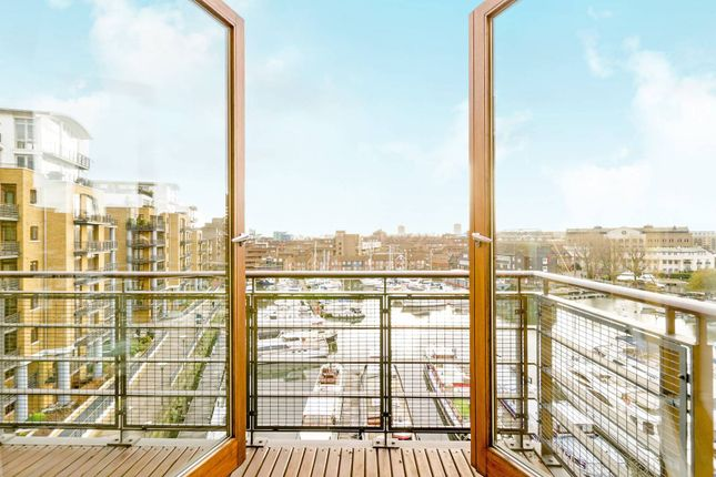 Thumbnail Flat for sale in Swan Court, St Katharine Docks