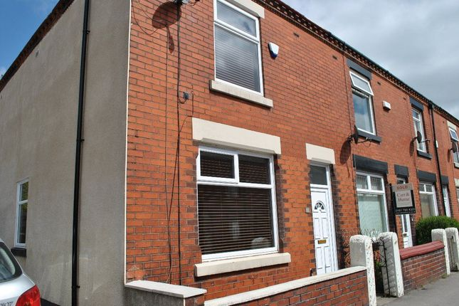 Thumbnail Terraced house to rent in Cecil Street, Walkden, Manchester