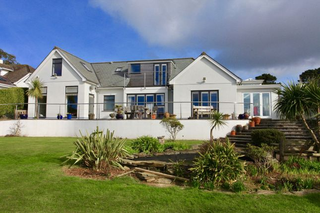 Thumbnail Detached house for sale in Sea Road, Carlyon Bay, St Austell