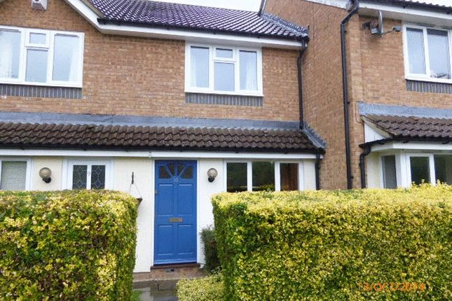 Thumbnail Terraced house to rent in Oxmead Close, Bishops Cleeve, Cheltenham