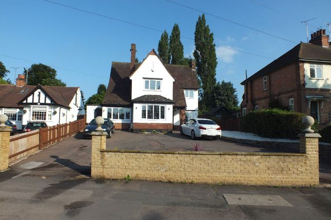 Thumbnail Detached house for sale in Humberstone Drive, Leicester