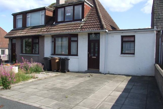 Thumbnail 3 bed semi-detached house to rent in Balgownie Crescent, Bridge Of Don, Aberdeen