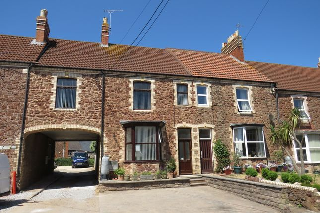 Thumbnail Terraced house for sale in Doniford Road, Watchet