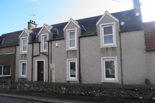 Thumbnail Terraced house to rent in 2 Kingston Road, Kingsmuir, Forfar