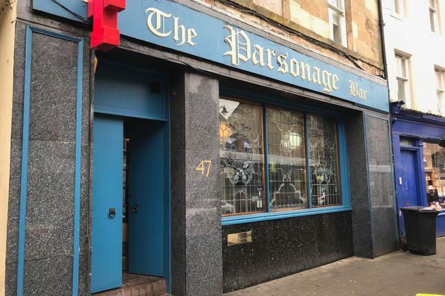 Thumbnail Pub/bar for sale in Crossgate, Cupar, Fife