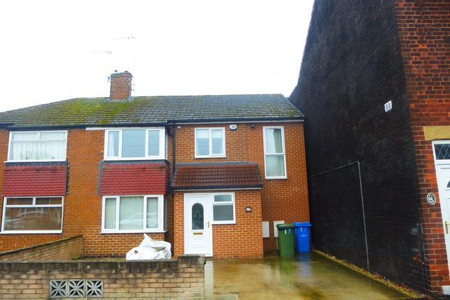 Thumbnail Property to rent in Shelley Street, Worksop