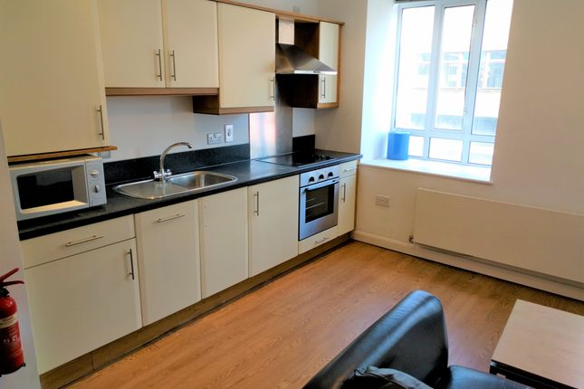 Studio to rent in Portland House, 58-60 The Kingsway, Swansea SA1
