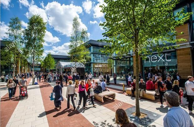 Thumbnail Retail premises to let in Whiteley Shopping Centre Whiteley Way, Fareham