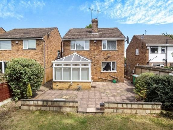 3 bed detached house for sale in Robins Wood Road, Nottingham, Nottinghamshire