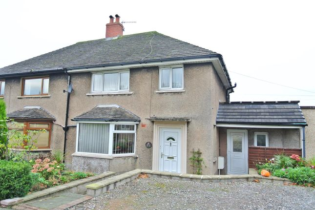 Thumbnail Semi-detached house to rent in Kentmere Road, Lancaster