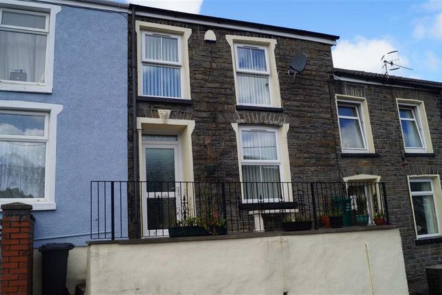 Thumbnail Terraced house for sale in Napier Street, Mountain Ash