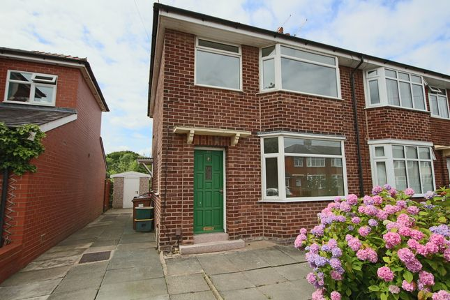 Thumbnail Semi-detached house to rent in Stanley Grove, Penwortham, Preston