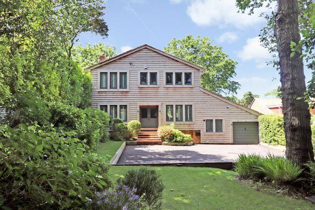 Thumbnail Detached house for sale in Wangfield Lane, Curdridge, Southampton