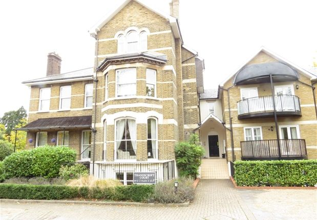 Thumbnail Flat to rent in Selborne Road, Croydon