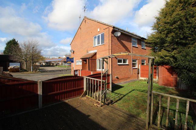 Thumbnail Property for sale in Camdale Close, Beeston, Nottingham