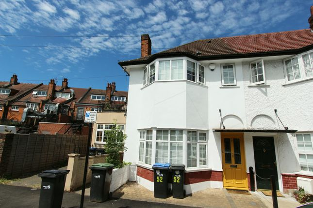 Thumbnail End terrace house for sale in Queens Avenue, Winchmore Hill